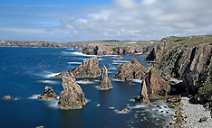 Mangersta Sea Stacks, Isle of Lewis, 18 June 2018
