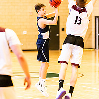Sam Clark 2019 Skyline Basketball