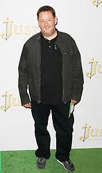 © Licensed to London News Pictures. 08/09/2013, UK. Johnny Vegas, Justin And The Knights of Valour UK film premiere, The May Fair Hotel, London UK, 08 September 2013. Photo credit : Richard Goldschmidt/Piqtured/LNP