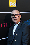 April 8, 2019-New York, New York-United States: Visual Artist Sinxero attends the Bronx Museum Gala & Art Auction 2019 held at Capitale on April 8, 2019 in New York City. The Bronx Museum of the Arts is a contemporary art museum that connects diverse audiences to the urban experience through its permanent collection, special exhibitions, and education programs that strive to reflect the borough's dynamic communities. (Photo by Terrence Jennings/terrencejennings.com)