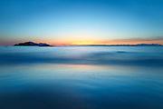 Where waves meets the beach and wipes out the bounds between land and the sea | Der hvor bølgene møter stranden og visker vekk grensen mellom land og sjø.