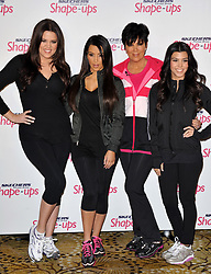 Khloe Kardashian, Kim Kardashian, Kris Jenner and Kourtney Kardashian attend the Skechers press conference to announce their partnership with Kim Kardashian and Kris Jenner. Los Angeles, November 22, 2010. Photo by Lionel Hahn/ABACAPRESS.COM  | 252524_019 Los Angeles
