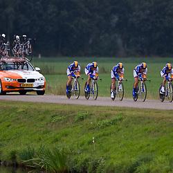 Boels Rental Ladiestour 2013 Team Time Trail Coevorden Rabobank-Liv Giant 3th