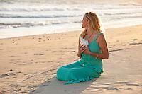 EVA and the Ocean Sacred Sea Woman