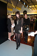 DAISY LOWE, Mark Jacobs' Bang' fragrance preview. Harvey Nicholls. London. 22 July 2010. -DO NOT ARCHIVE-© Copyright Photograph by Dafydd Jones. 248 Clapham Rd. London SW9 0PZ. Tel 0207 820 0771. www.dafjones.com.