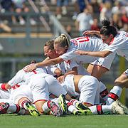 20190915 Calcio, Serie A femminile : Roma vs Milan