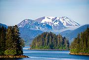 Edgecumbe Sitka Alaska Volcano