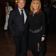 Harpengala 2004, John van Katwijk en vrouw