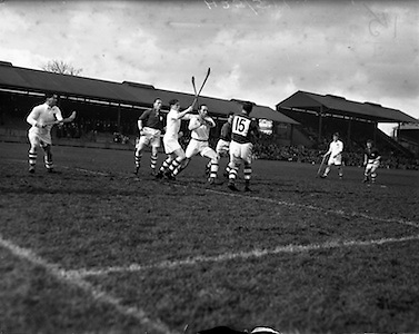 Ireland v Combined Universities and State Services, Croke Park, 07.03.1954, 03.07.1954, 7th March 1954