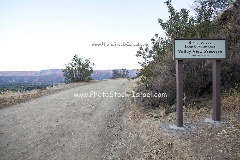 Ojai Valley Land Conservancy. Valley View Preserve.