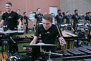 Shadow Drum and Bugle Corps performs in Oregon, Wisconsin on August 4, 2017. <br /> <br /> Beth Skogen Photography - www.bethskogen.com