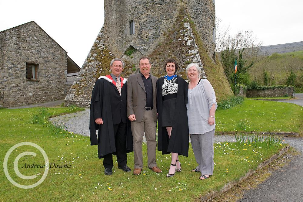 Burren 2011 College of Art Graduation day. Photo:Andrew Downes