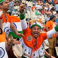 Cricket World Cup, Ireland vs India, Seddon Park, Hamilton, Waikato, New Zealand, Tuesday 10 March 2015.  Photo: Stephen Barker/Barker Photography.  ©H3/Hamilton City Council