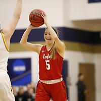 Women's Basketball: Edgewood College Eagles vs. University of Wisconsin-Oshkosh Titans
