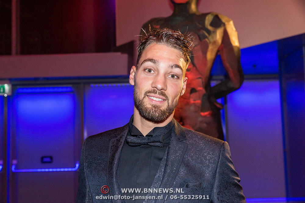 NLD/Amsterdam/20181219 - NOC*NSF Sportgala 2018, Kjeld Nuis