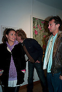 Sasha Volkova; Rhys Ifans; Dan Macmillan, METRO Ð LAND , A GROUP EXHIBITION OF NEW WORKS BY 50 LONDONÐBASED ARTISTS CURATED BY FLORA FAIRBAIRN AND ROWENA CHIU. MERRISCOURT FARM, SARSDEN, NR. CHIPPING NORTON. Oxon. 16 May 2009<br /> Sasha Volkova; Rhys Ifans; Dan Macmillan, METRO ? LAND , A GROUP EXHIBITION OF NEW WORKS BY 50 LONDON?BASED ARTISTS CURATED BY FLORA FAIRBAIRN AND ROWENA CHIU. MERRISCOURT FARM, SARSDEN, NR. CHIPPING NORTON. Oxon. 16 May 2009