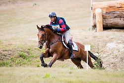 Gacria Juan Carlos, ITA, Ugo du Perron<br /> CCI Arville 2020<br /> © Hippo Foto - Sharon Vandeput<br /> 23/08/20ma