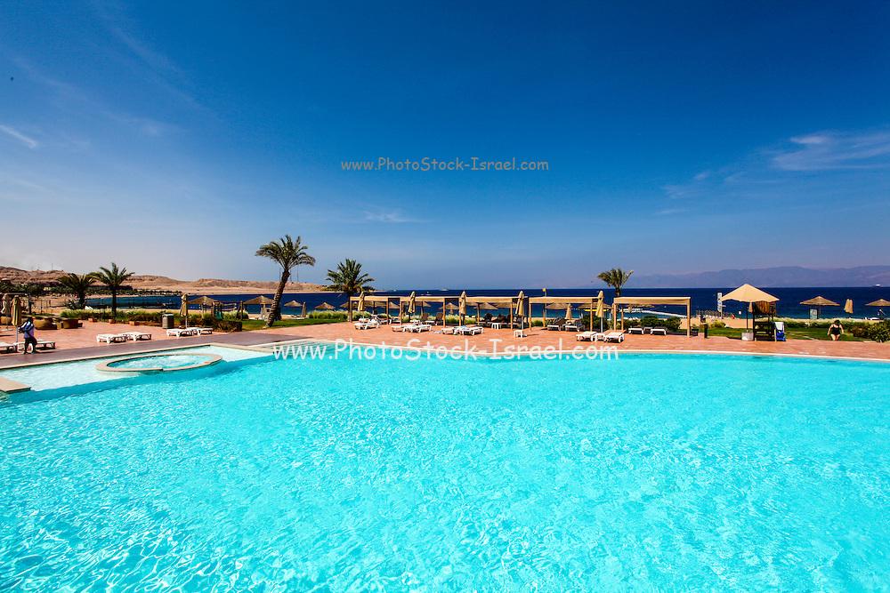 Tala Bay, Aqaba, Jordan. Luxury Beach Resort