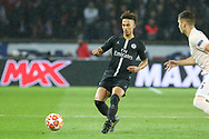 Thilo Kehrer of Paris Saint-Germain during the Champions League Round of 16 2nd leg match between Paris Saint-Germain and Manchester United at Parc des Princes, Paris, France on 6 March 2019.