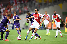 Toulouse vs Monaco - 15 September 2018
