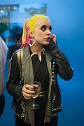 ANNA TREVELYAN, Rankin: The Hunger Issue 2 - magazine launch party Rankin Photography Annroy, 110-114 Grafton Road, London,  8 May 2012