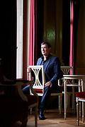 Stephan Maerki, Intendant Stadttheater Bern. © Adrian Moser