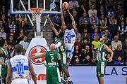 DESCRIZIONE : Campionato 2014/15 Dinamo Banco di Sardegna Sassari - Sidigas Scandone Avellino<br /> GIOCATORE : Shane Lawal<br /> CATEGORIA : Rimbalzo Controcampo<br /> SQUADRA : Dinamo Banco di Sardegna Sassari<br /> EVENTO : LegaBasket Serie A Beko 2014/2015<br /> GARA : Dinamo Banco di Sardegna Sassari - Sidigas Scandone Avellino<br /> DATA : 24/11/2014<br /> SPORT : Pallacanestro <br /> AUTORE : Agenzia Ciamillo-Castoria / Luigi Canu<br /> Galleria : LegaBasket Serie A Beko 2014/2015<br /> Fotonotizia : Campionato 2014/15 Dinamo Banco di Sardegna Sassari - Sidigas Scandone Avellino<br /> Predefinita :