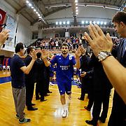 Anadolu Efes's Birkan Batuk during their Turkish Basketball Super League match Istanbul BBSK between Anadolu Efes at Cebeci Arena in Istanbul Turkey on Sunday 29 November 2015. Photo by Aykut AKICI/TURKPIX