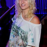 NLD/Hilversum/20120821 - Perspresentatie RTL Nederland 2012 / 2013, Britt & Imke, Britt Dekker