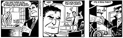 August 7, 2017 - USA - Dick Tracy cartoon  (Credit Image: © Dick Tracy/TNS via ZUMA Wire)