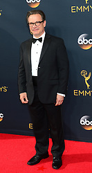 September 18, 2016 - Los Angeles, California, United States - Peter Scolari  arrives at the 68th Annual Emmy Awards at the Microsoft Theater in Los Angeles, California on Sunday, September 18, 2016. (Credit Image: © Michael Owen Baker/Los Angeles Daily News via ZUMA Wire)