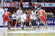 DESCRIZIONE : Milano Eurolega Euroleague 2013-14 EA7 Emporio Armani Milano Olympiacos Piraeus<br /> GIOCATORE : Kostas Sloukas <br /> CATEGORIA : Palleggio<br /> SQUADRA :  Olympiacos Piraeus<br /> EVENTO : Eurolega Euroleague 2013-2014 GARA : EA7 Emporio Armani Milano Olympiacos Piraeus<br /> DATA : 09/01/2014 <br /> SPORT : Pallacanestro <br /> AUTORE : Agenzia Ciamillo-Castoria/I.Mancini<br /> Galleria : Eurolega Euroleague 2013-2014 <br /> Fotonotizia : Milano Eurolega Euroleague 2013-14 EA7 Emporio Armani Milano Olympiacos Piraeus <br /> Predefinita