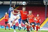 Blackburn Rovers v Luton Town 300121