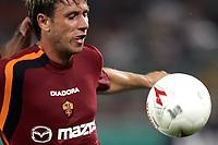 Roma 29/8/2004 Amichevole di presentazione AS Roma. Friendly match Roma - Iran 5-3. Antonio Cassano Roma<br /> <br /> Foto Andrea Staccioli Graffiti