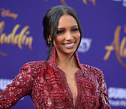 Aladdn World Premiere. 21 May 2019 Pictured: Jasmine Tookes. Photo credit: MEGA TheMegaAgency.com +1 888 505 6342