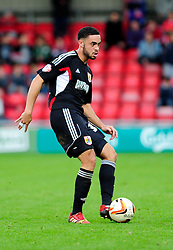Bristol City's Derrick Williams - Photo mandatory by-line: Robin White/JMP - Tel: Mobile: 07966 386802 21/10/2013 - SPORT - FOOTBALL - Selhurst Park - London - Crystal Palace V Fulham - Barclays Premier League