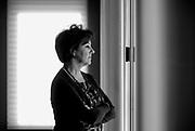 Monica Lozano, publisher and CEO of La Opinion Spanish language newspaper and CEO of the parent company ImpreMedia, Inc.
