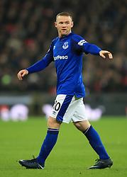 13 January 2018 -  Premier League - Tottenham Hotspur v Everton - Wayne Rooney of Everton - Photo: Marc Atkins/Offside