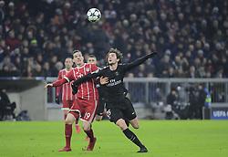 December 5, 2017 - Munich, Allemagne - Rabiot vs Sebastian Rudy (Credit Image: © Panoramic via ZUMA Press)