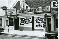 1975 The Agency of Love Parlor on Western Ave.