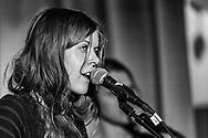 Icelandic singer-songwriter Jófríður Ákadóttir as JFDR at Iceland Airwaves