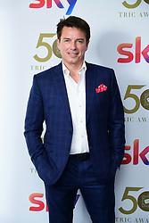 John Barrowman attending the TRIC Awards 2019 50th Birthday Celebration held at the Grosvenor House Hotel, London.