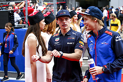September 30, 2018 - Sochi, Russia - Motorsports: FIA Formula One World Championship 2018, Grand Prix of Russia,  #33 Max Verstappen (NDL, Red Bull Racing) (Credit Image: © Hoch Zwei via ZUMA Wire)