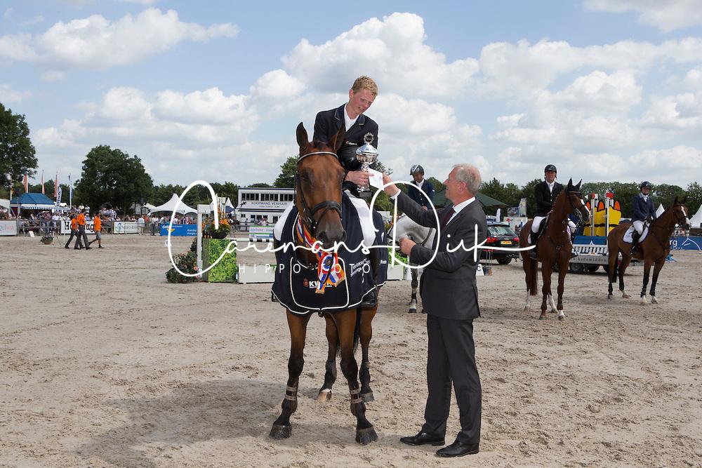 Schuttert Frank (NED) - Arc De Triomphe<br /> KWPN Paardendagen - Ermelo 2012<br /> © Dirk Caremans