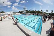 2015 Miami Hurricanes Swimming & Diving vs Florida International