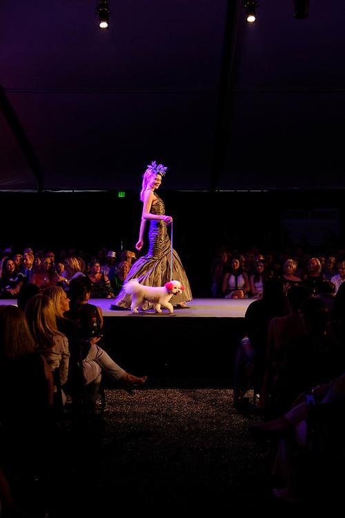 2019 Fashion Week El Paseo, in Palm Desert, California. Sponsored by Animal Samaritans.  Photos by Tiffany L. Clark