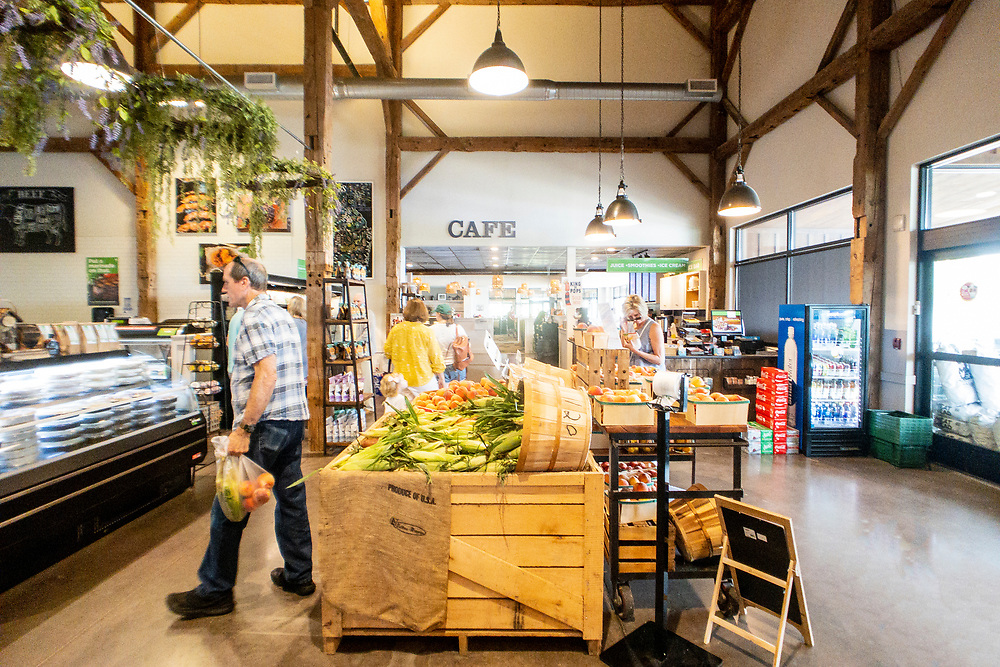 Local goods for sale at the Farmview Market in Madison, Georgia on Friday, July 16, 2021. Copyright 2021 Jason Barnette