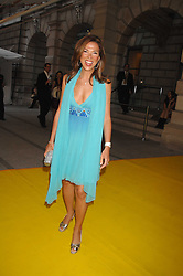 HEATHER KERZNER at the Royal Academy of Arts Summer Exhibition Party at the Royal Academy, Piccadilly, London on 6th June 2007.<br /><br />NON EXCLUSIVE - WORLD RIGHTS