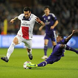 Anderlecht v PSG