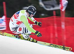 28.12.2010, Pista Stelvio, Bormio, ITA, FIS World Cup Ski Alpin, Men, second downhill training, im Bild Marvin Ackermann (GER, #62). EXPA Pictures © 2010, PhotoCredit: EXPA/ J. Groder